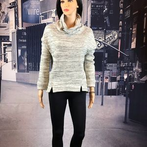 Anthropologie cowl neck Oversize sweater XS
